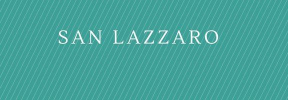 proiezione San Lazzaro