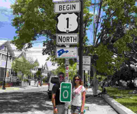 On the road negli Stati Uniti del Sud