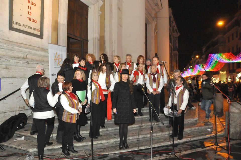 coro dicembre a roma 1
