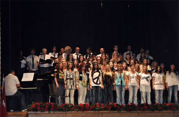 istanbul coro ladies and g